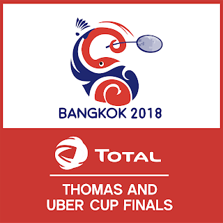 Babak Semifinal Piala Thomas dan Uber 2018