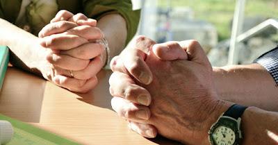 Quando é chegada a hora para o encontro com Deus!