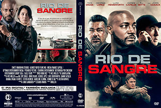 River Runs Red - Rio de Sangre - Cover DVD