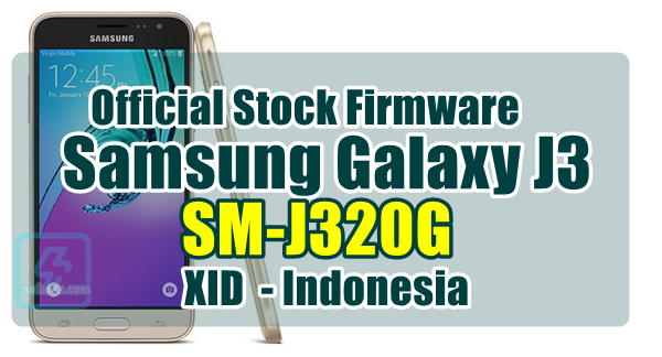 firmware samsung j3