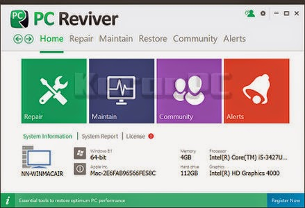 PC Reviver 2.0.2.14