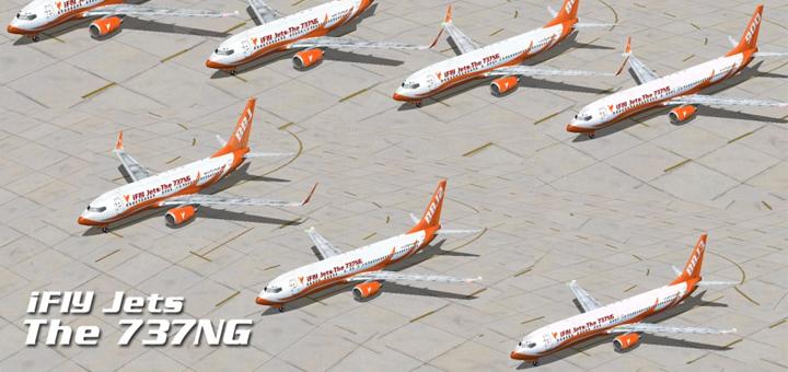 FS PRO BRASIL SERVER: : FS2004 - IFLY 737NG 3 1 e 3 2