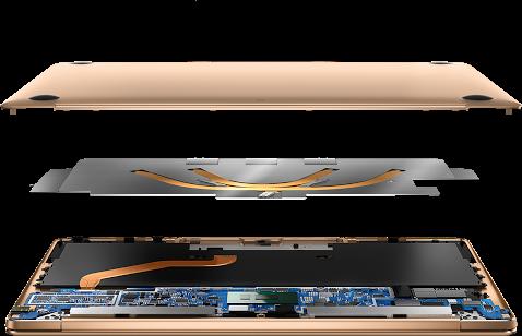Hauwei MateBook X Laptop Review