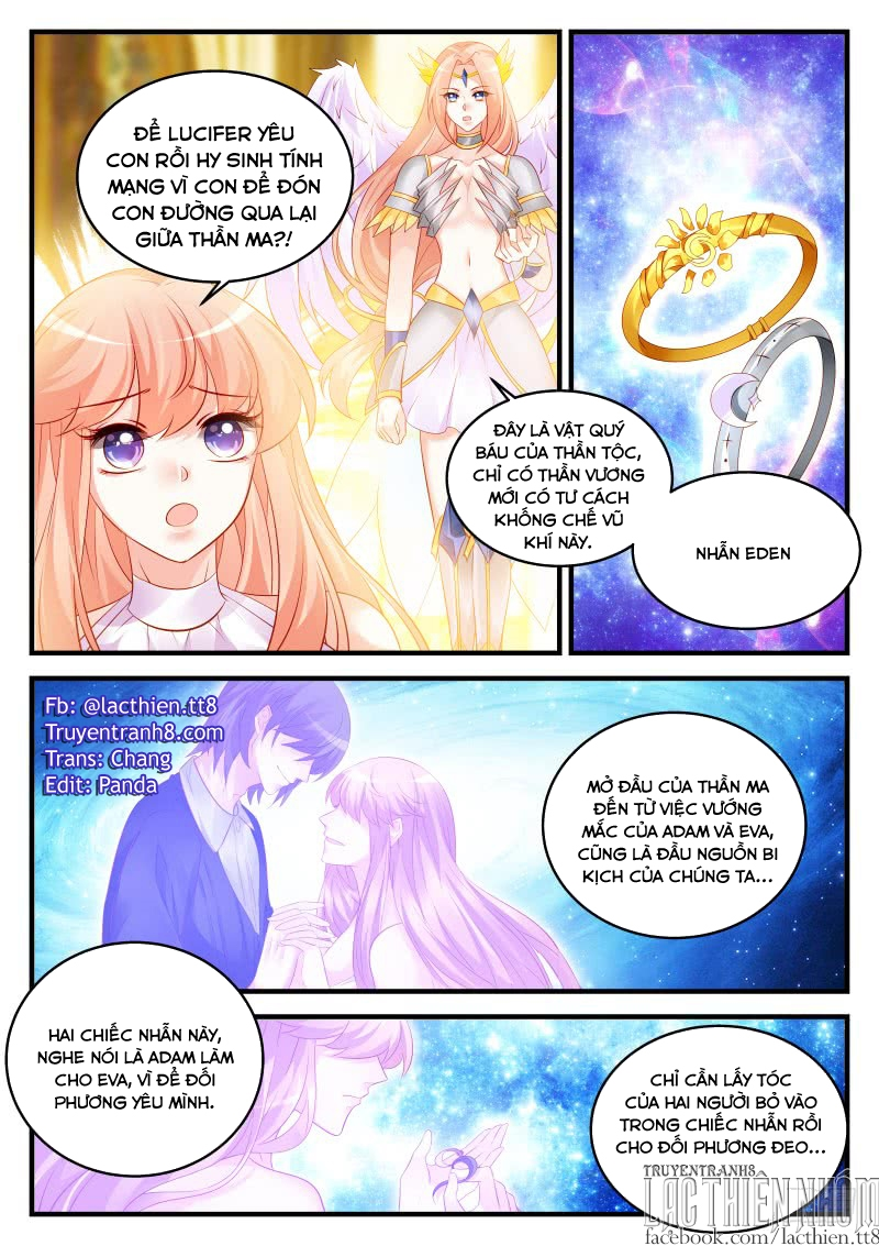 Dạy Bảo Ma Vương Lão Công chap 206 - Trang 2