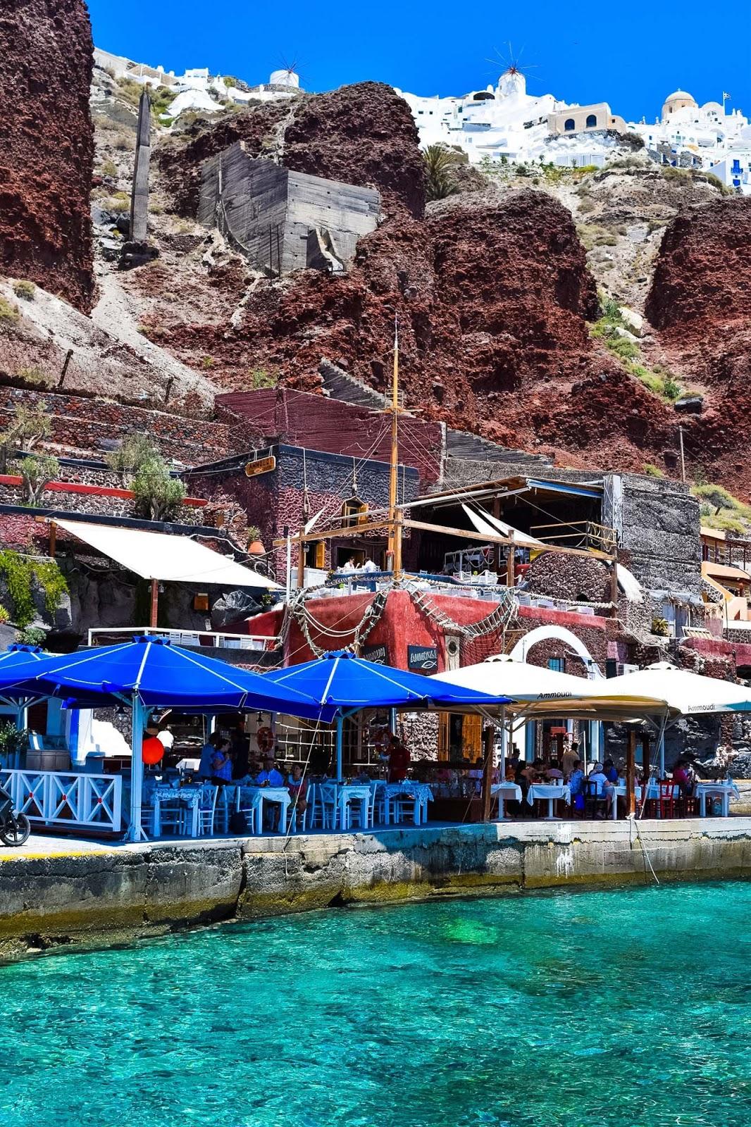 bay of ammoudi