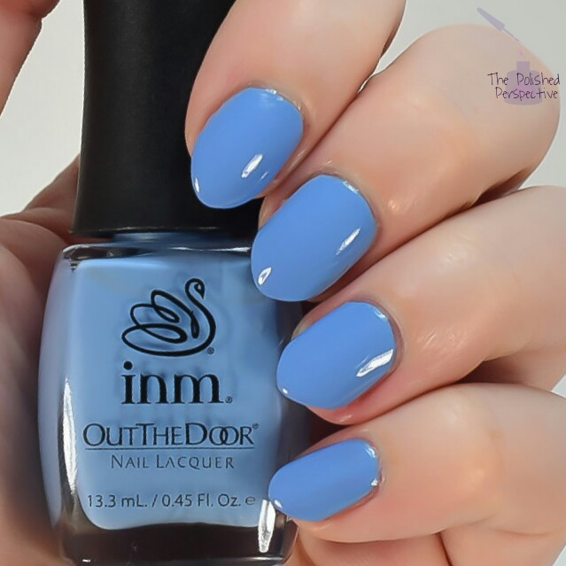 The Polished Perspective: INM Out The Door Nail Lacquer Swatch and ...