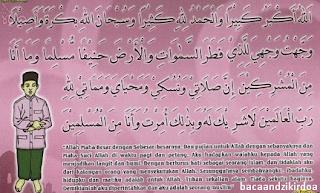 Bacaan Doa Iftitah Arab Latin dan Terjemahannya