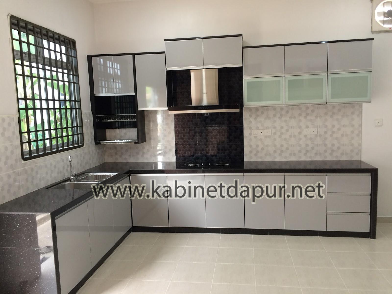 Projek Kabinet Dapur Di Mentaloon Alor Setar Tel 0124934710 En Amir Moden