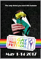 International Dublin Gay Theatre Festival Cover Photo