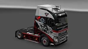 Technolge Skin for Volvo FH 2012