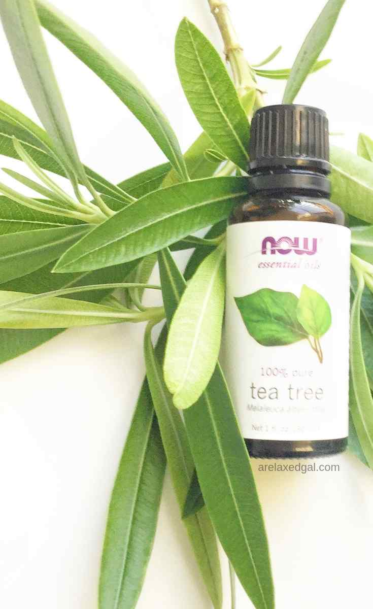 How to use tea tree oil on relaxed hair | A Relaxed Gal