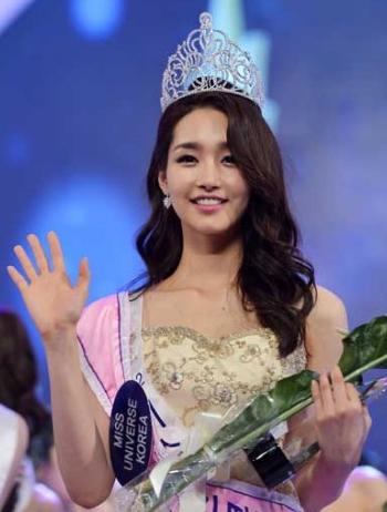 La Alfombra Rosa: Miss Francia 2010-2011
