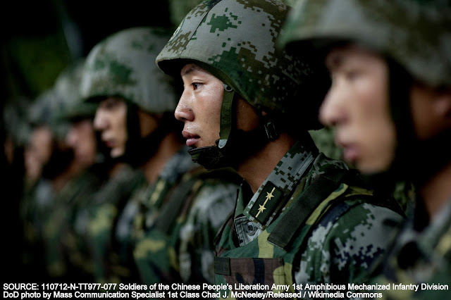 THE PAPER   Rise of Chinese Military Might and Global Power Shift by You Ji