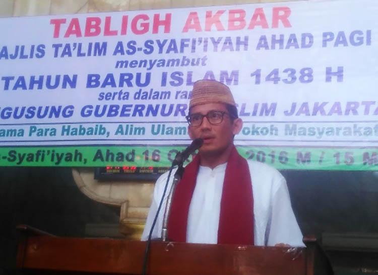 Pemprov DKI Bakal Mulai Menggaji Guru Ngaji, Marbot Masjid dan Penggali Kuburan