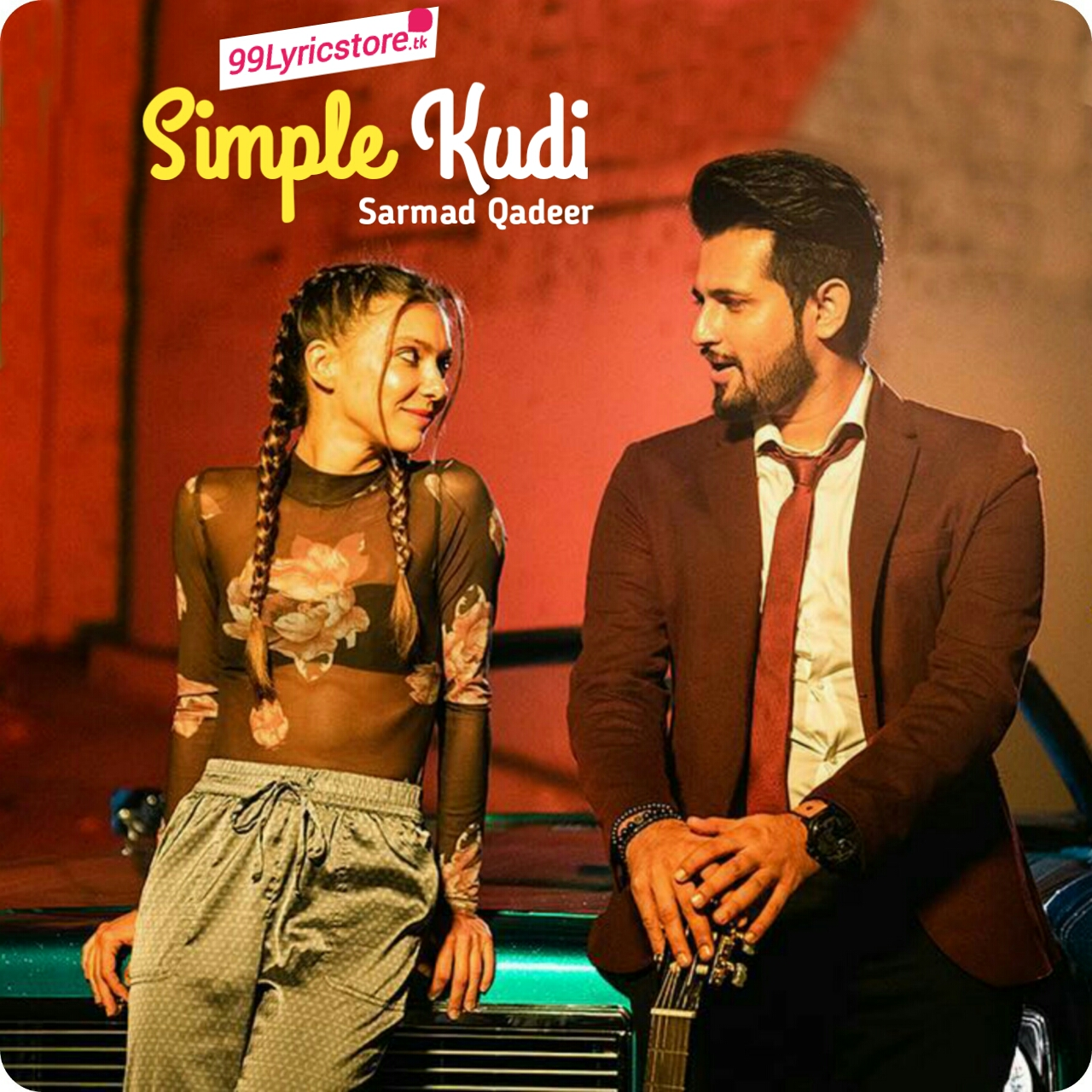 Simple Kudi Song Lyrics, Simple Kudi Punjabi Song Lyrics, Simple Kudi Song images, Sarmad Qadeer Song Lyrics, New Punjabi Song Lyrics 2018, Latest Punjabi Song Lyrics 2018, Sarmad Qadeer Punjabi Song Lyrics