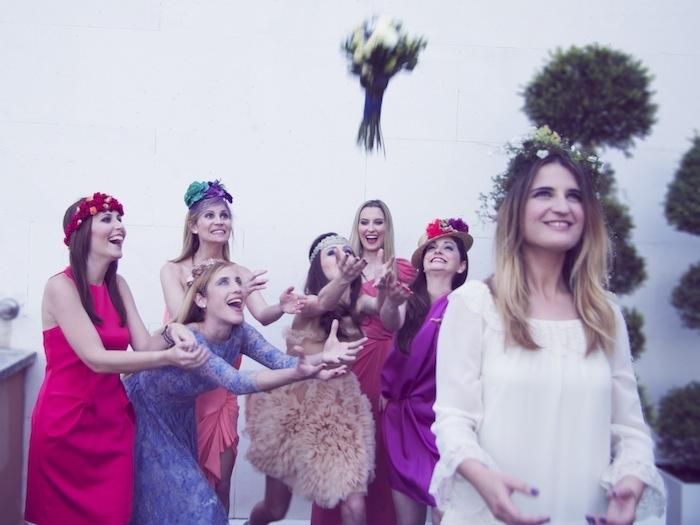 THE WEDDING by LA MAS MONA & MAX FACTOR