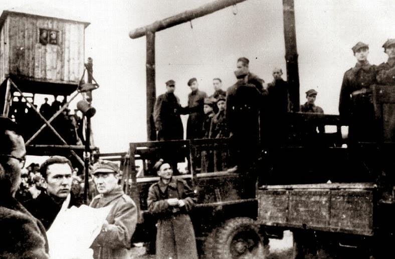 people hanged