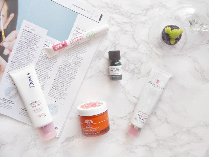 My PM Skincare Essentials