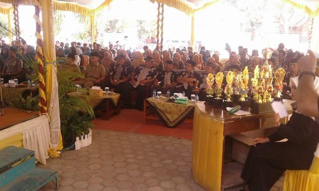 Kecamatan Arahan gelar MTQ ke 4. Tahun 2018