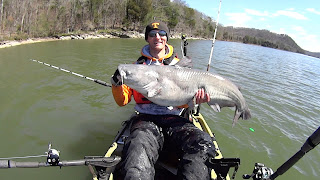 Winter Kayak Fishing Safety Tips