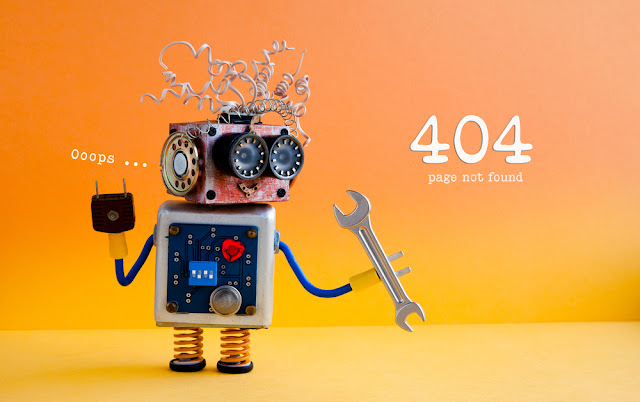 Why You Should Design Your 404 Error Page