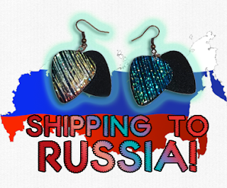 Shipping to Russia now available!