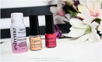 red carpet Estremo di Estrosa, nail polish