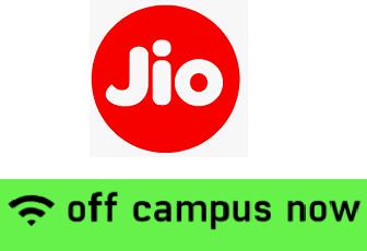 Reliance Jio Hiring Freshers For Software Development Engineer Jobs