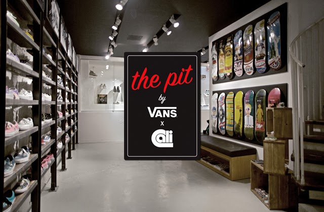 The Pit by Vans & Cali