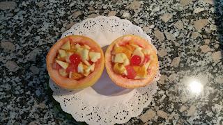 Pomelos Rellenos