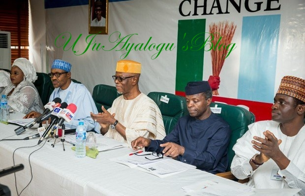 APC to hold national convention without Buhari