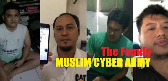 Tim Khusus Polri Sedang Mendalami Jaringan Muslim Cyber Army, Yang Menjadi Dalang Siap-siap Saja Sewa Pengacara....
