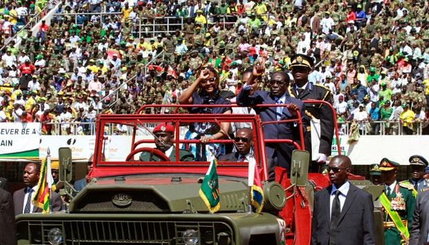 Perjalanan Hidup Mugabe, Sang Diktator Zimbabwe