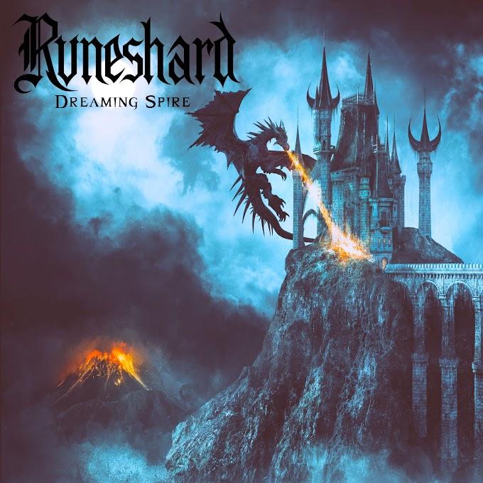 RUNESHARD - DREAMING SPIRE [EP] (2018)
