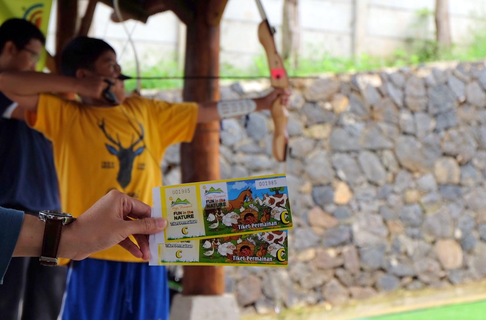 Kiddos Travel Stories Dago Dream Park Liburan Keluarga Seru Di