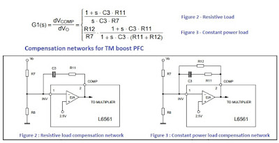 Resistive load and Constant power load