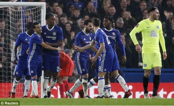 Chelsea vs Peterborough United 4-1 Video Gol & Higlights