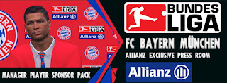 PES 2016 FC Bayern Munchen MPS Allianz Edition by fifacana