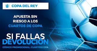 Paston Promoción Copa del Rey: Combinada sin riesgo 2018