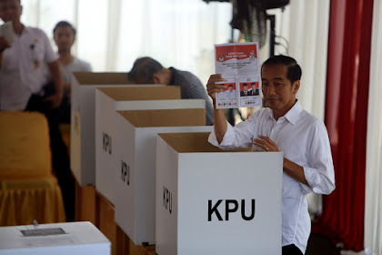 Jokowi : We are optimistic that we will win more than 60 percent of the votes