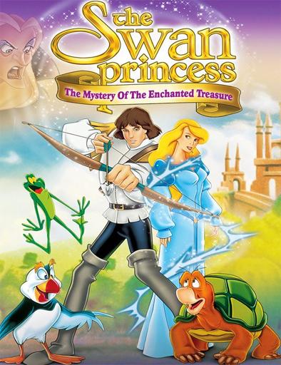 ver La princesa encantada 3: El misterio del tesoro encantado (1998) Online