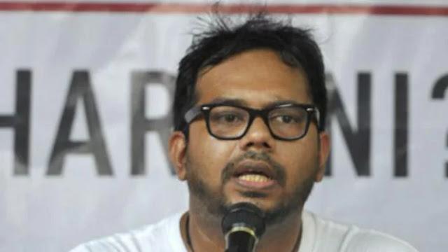 Haris Azhar: Polisi Harusnya Panggil Kemenpora, Jangan Periksa Lagi Dahnil