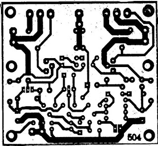 Power Amplifier SOCL 504 PCB Design