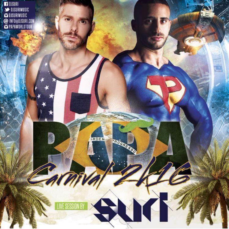 DJ Suri - Papa Carnival 2k16 Live Set