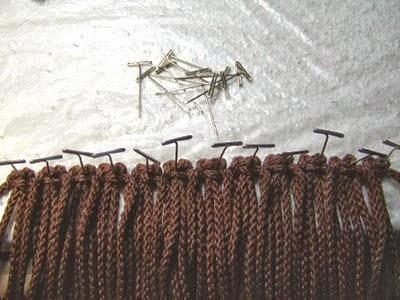 d182e7d175da2 طريقة عمل حقيبة يد بالمكرامي