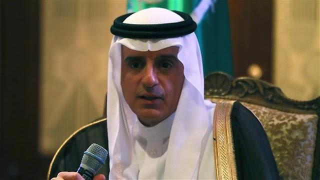 Saudi Arabia's Foreign Minister Adel al-Jubeir calls Qatar demands non-negotiable, Qatar calls them unrealistic
