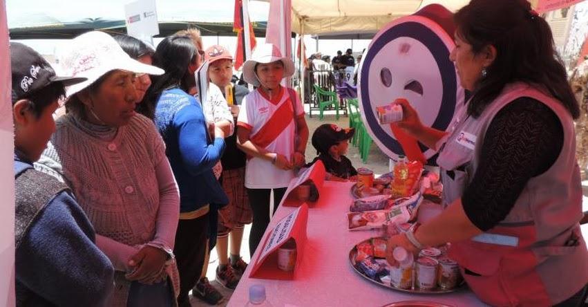 QALI WARMA: Programa social informa sobre calidad de desayunos escolares en acción cívica en El Algarrobal - www.qaliwarma.gob.pe