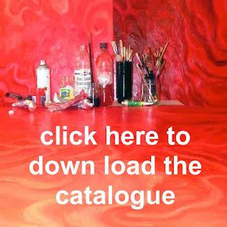 painters TUBES magazine artists catalogues