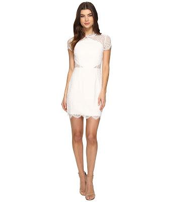 fotos de Vestidos Blancos Cortos