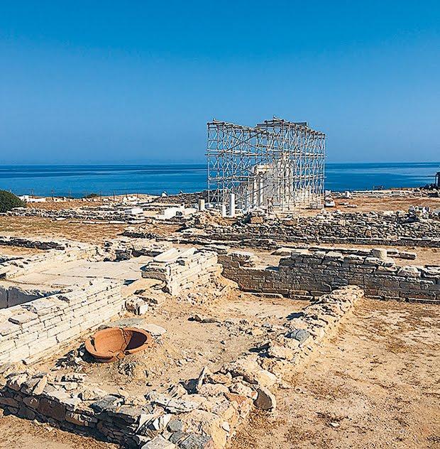 Η αστείρευτη ανασκαφή του Δεσποτικού. ( ΠΡΕΠΕΣΙΝΘΟΣ )